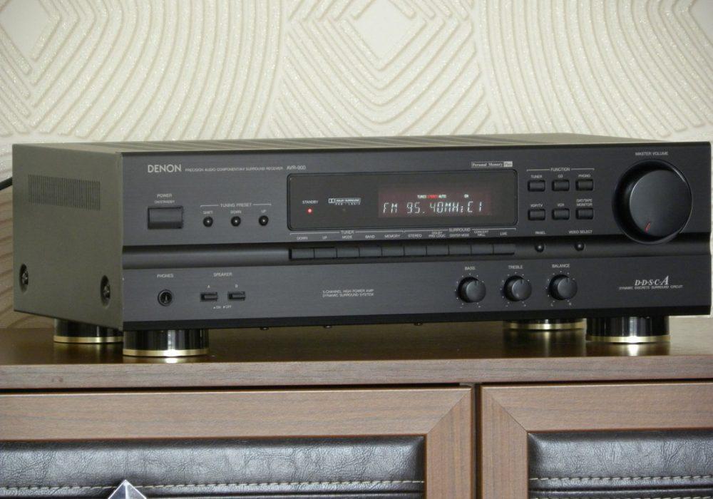 DENON AVR-900 AV功放 功率放大器