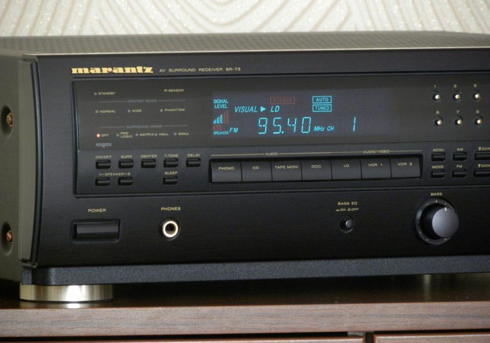marantz SR-73 AV功率放大器
