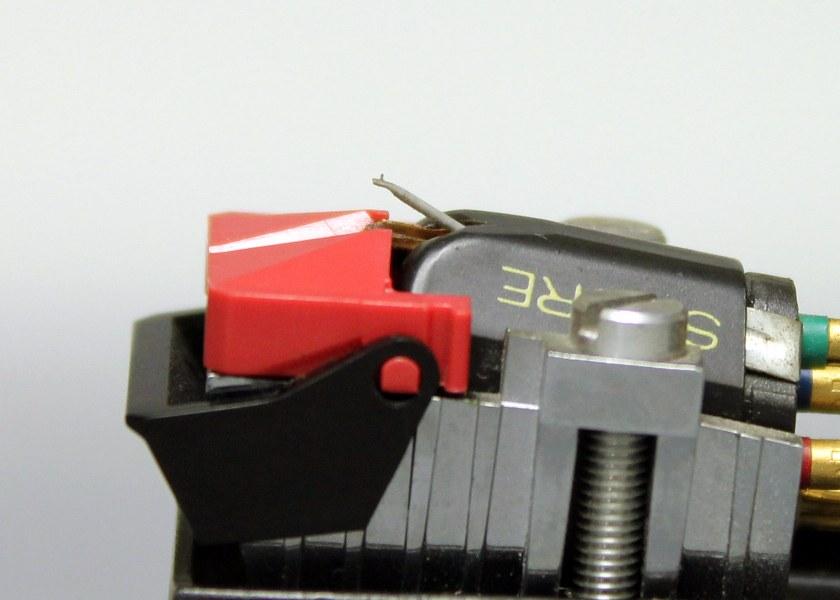 SHURE V15 TYPEIII VM35MR MM型唱头