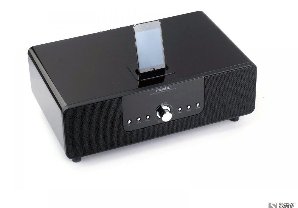 麦博 Microlab MD332 音箱 [for iPod&iPhone]拆解 图集[Soomal]