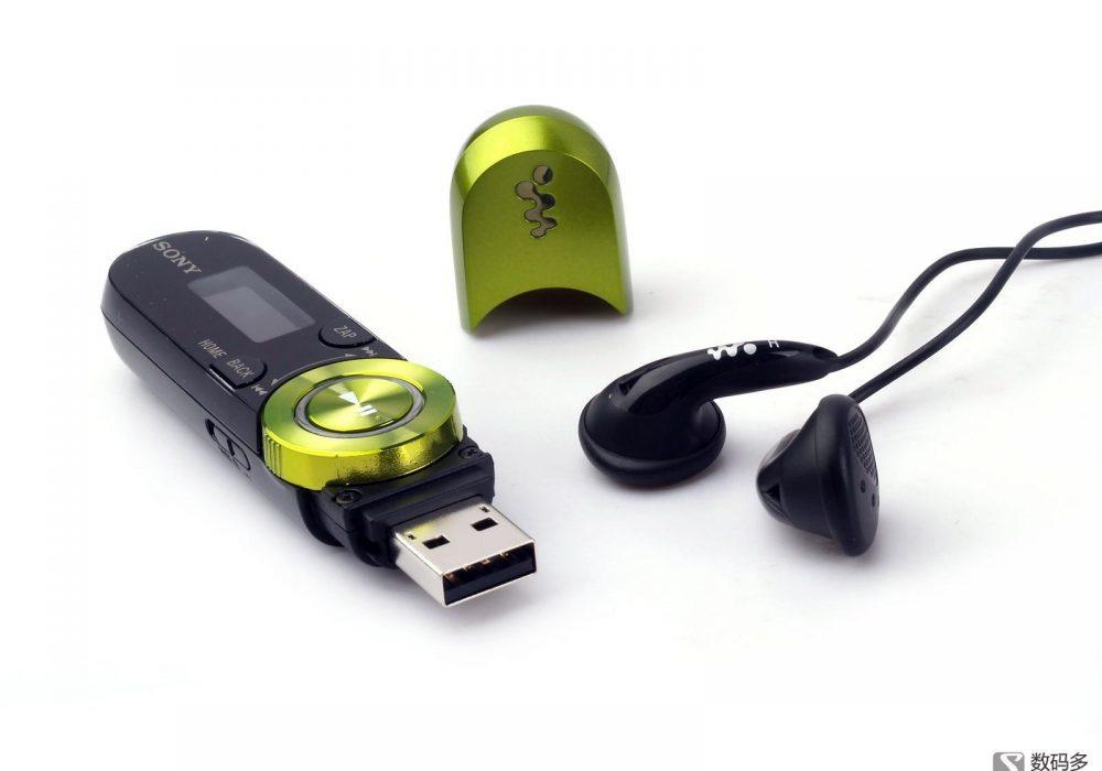 SONY 索尼 NWZ-B162F 便携式数字播放器-与原装耳机