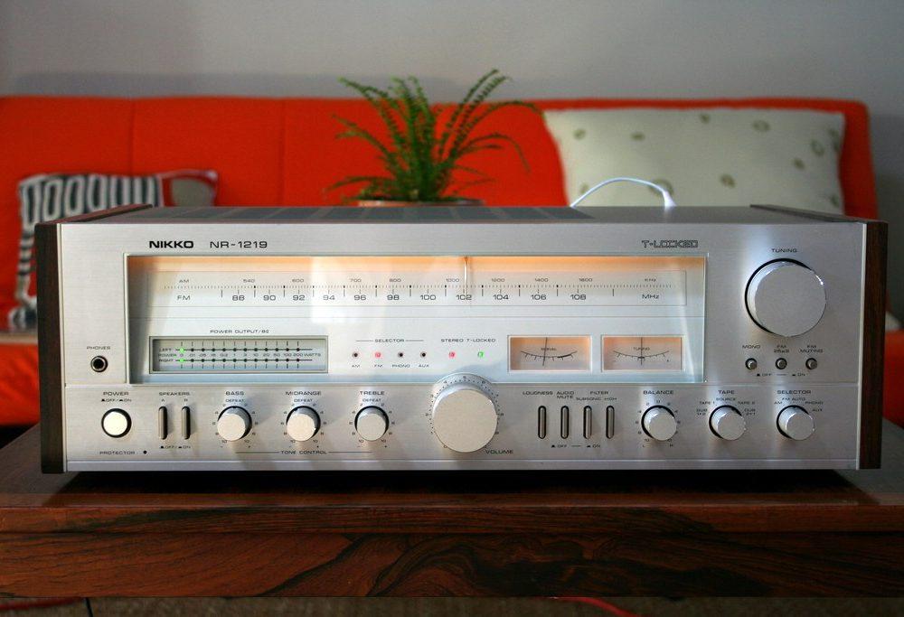 Nikko NR-1219 收音机