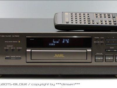 松下 Technics SL-PS840 CD机