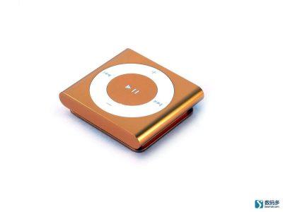 Apple iPod Shuffle 4 便携数字播放器 图集[Soomal]