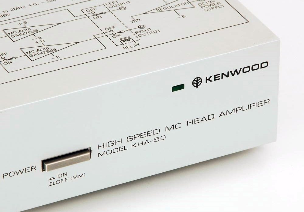 Kenwood KHA-50 Vorvorverstärker