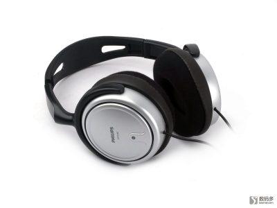 飞利浦 Philips SHP2500 头戴式耳机拆解 图集[Soomal]