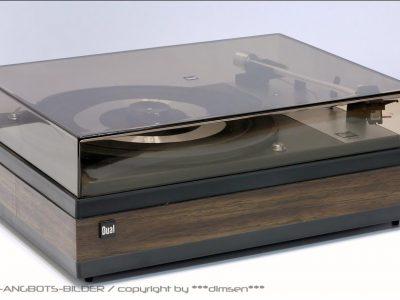 DUAL 430 黑胶唱机