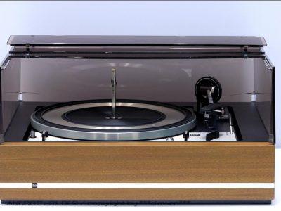 DUAL 1218 黑胶唱机