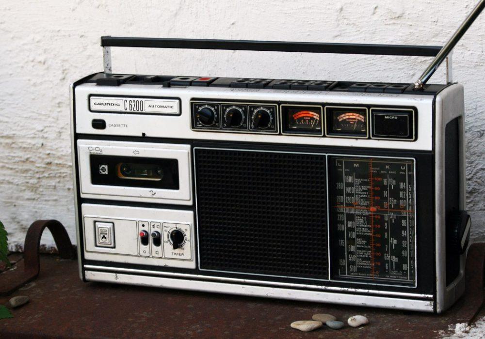 Grundig C6200 收录机