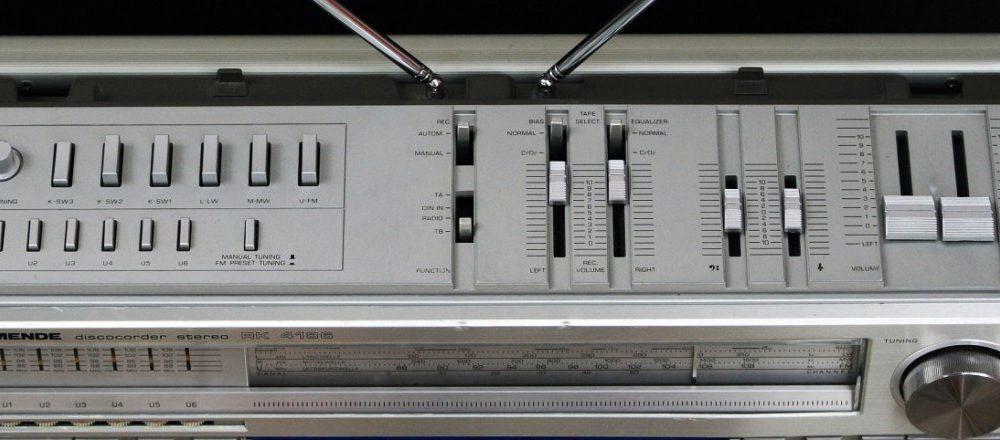 收录机系列 | Nordmende