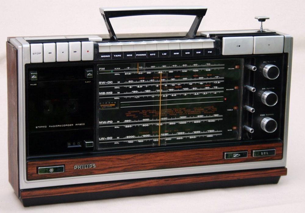 收录机系列 | Philips
