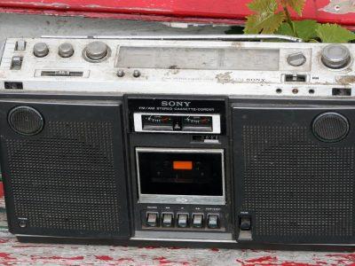 SONY CF-575S 收录机