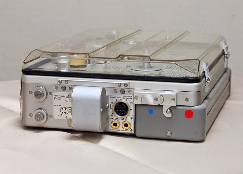 NAGRA IS 便携式 开盘机
