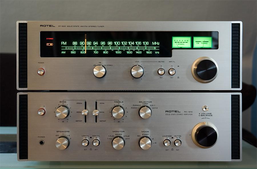 Rotel RA-1210 / RT-622