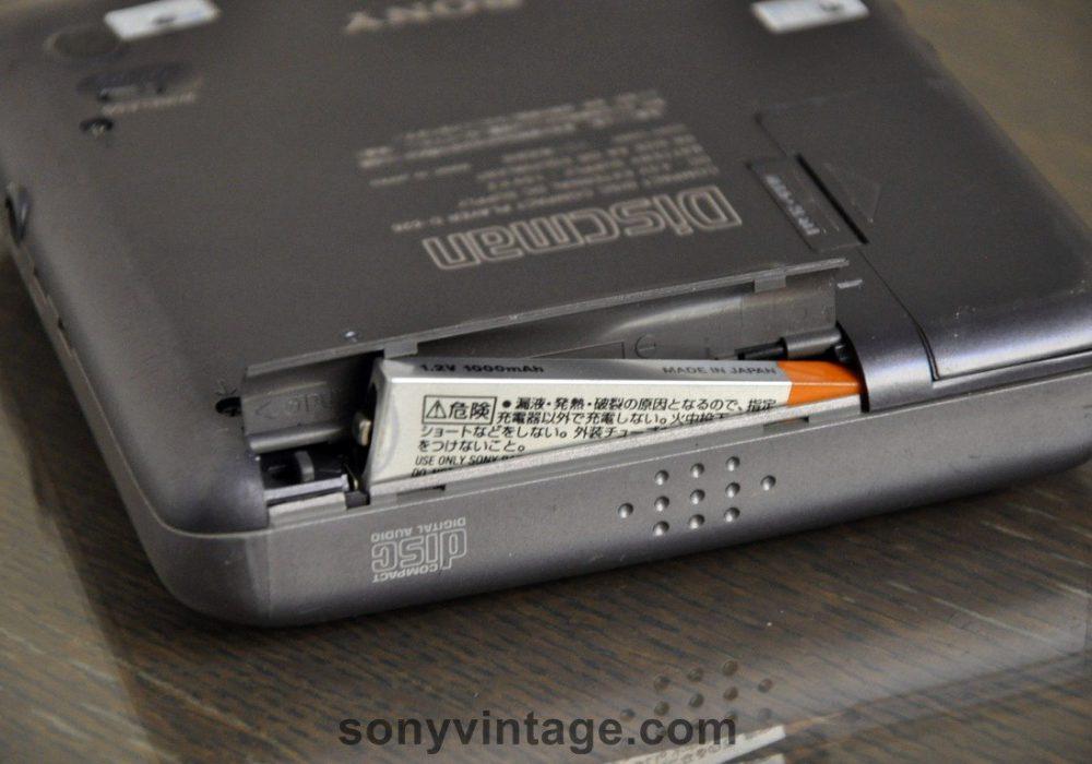 Sony D-626 Discman (1993)