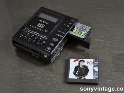 Sony MZ-1 MD Walkman (1992)