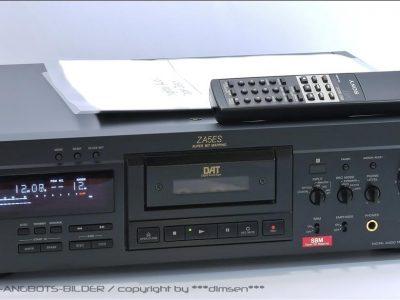 索尼 SONY DTC-ZA5ES DAT录放机