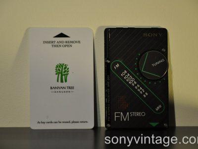 Sony FM RADIO SRF-201 (1985)