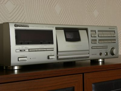 PIONEER CT-S630S 卡座