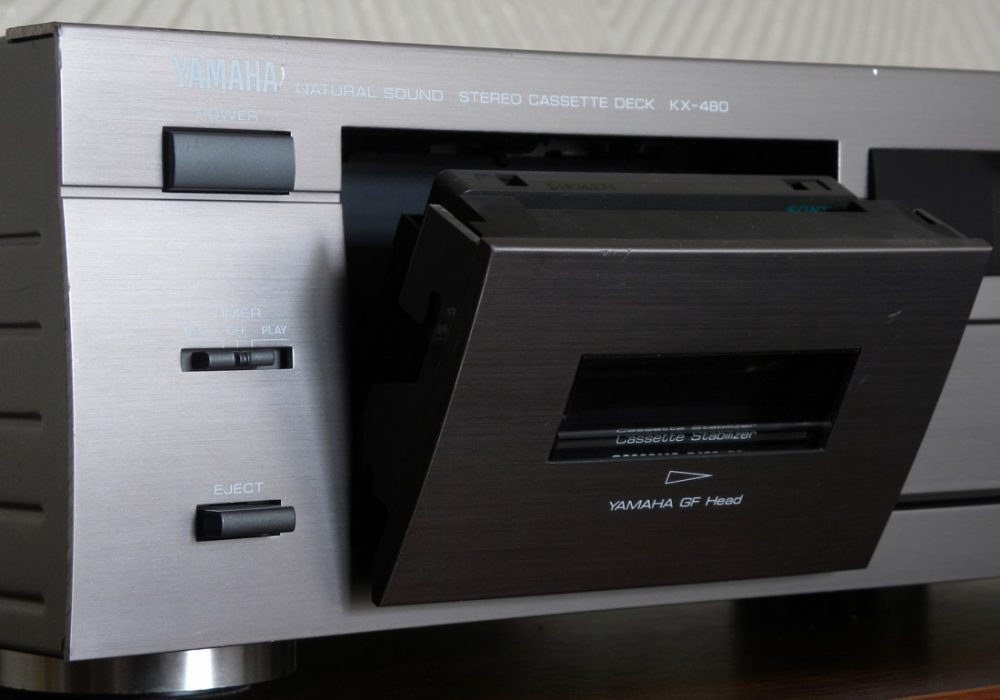 YAMAHA KX-480 卡座