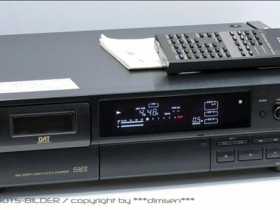 索尼 SONY DTC-59ES DAT台机