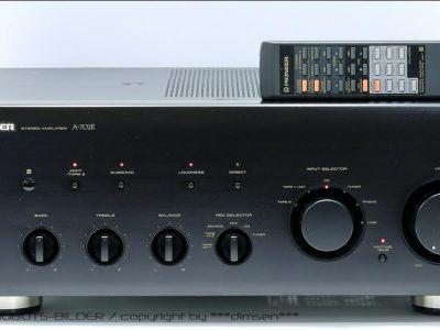 先锋 PIONEER A-702R 功率放大器