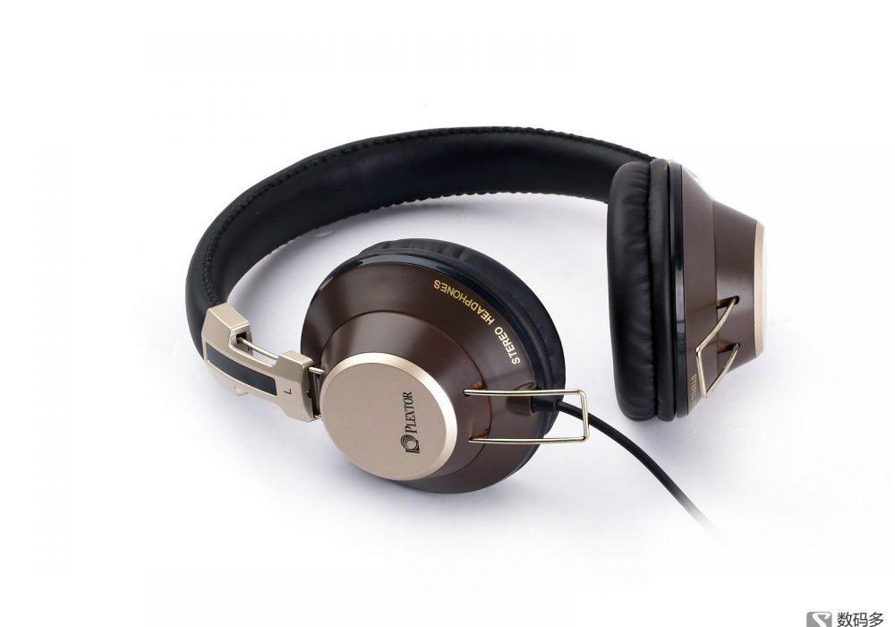 浦科特 Plextor D500 头戴式耳机拆解 图集[Soomal]