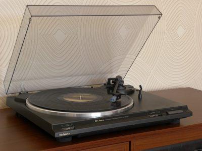 Technics SL-BD20D 黑胶唱机