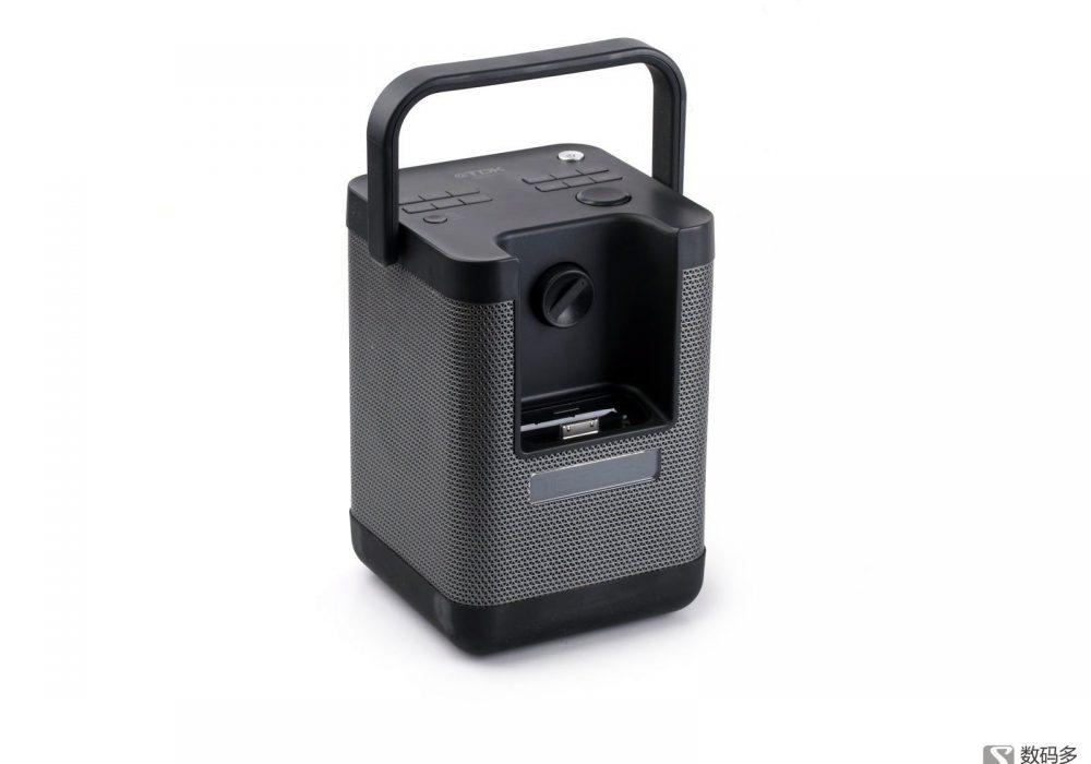 TDK TA5210 音箱 [for iPod&iPhone] 拆解 图集[Soomal]