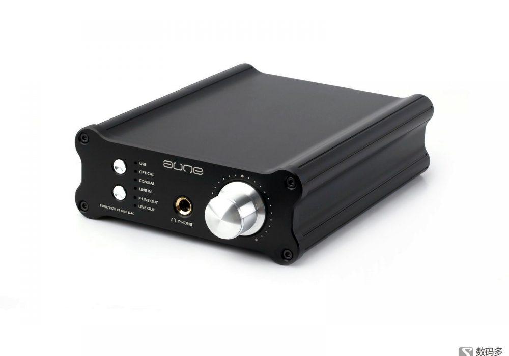 Aune X1 Mini DAC外置解码器