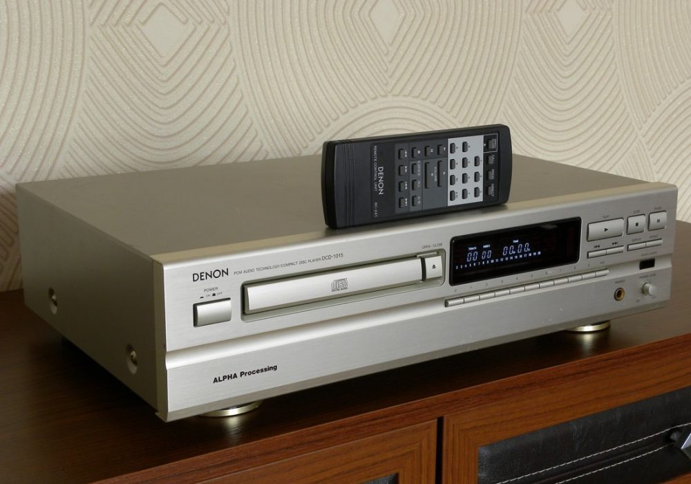 DENON DCD-1015 CD播放机