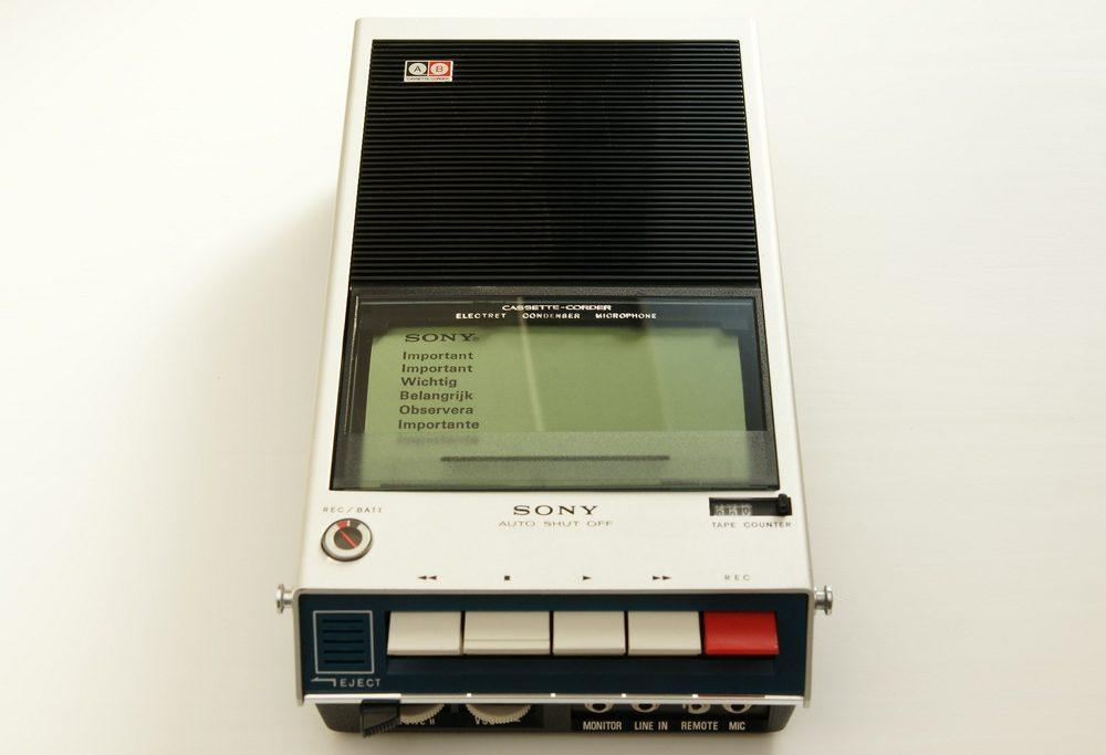 Sony TC-110B