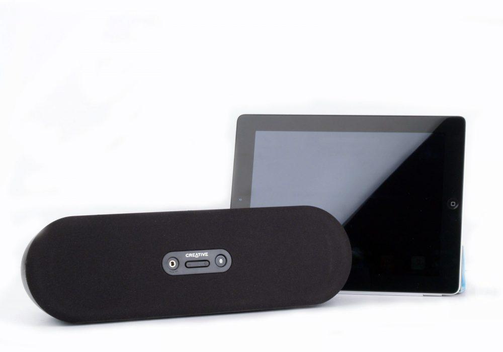 创新 Creative D80 蓝牙无线音箱 图集[Soomal]