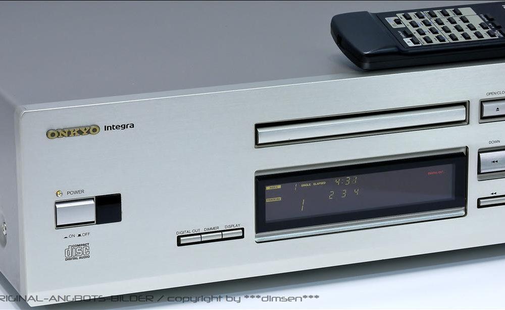 安桥 ONKYO Integra DX-7711 CD播放机