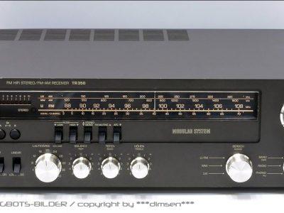 德律风根 TELEFUNKEN TR350 收扩机