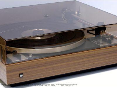 DUAL CS-601 黑胶唱机
