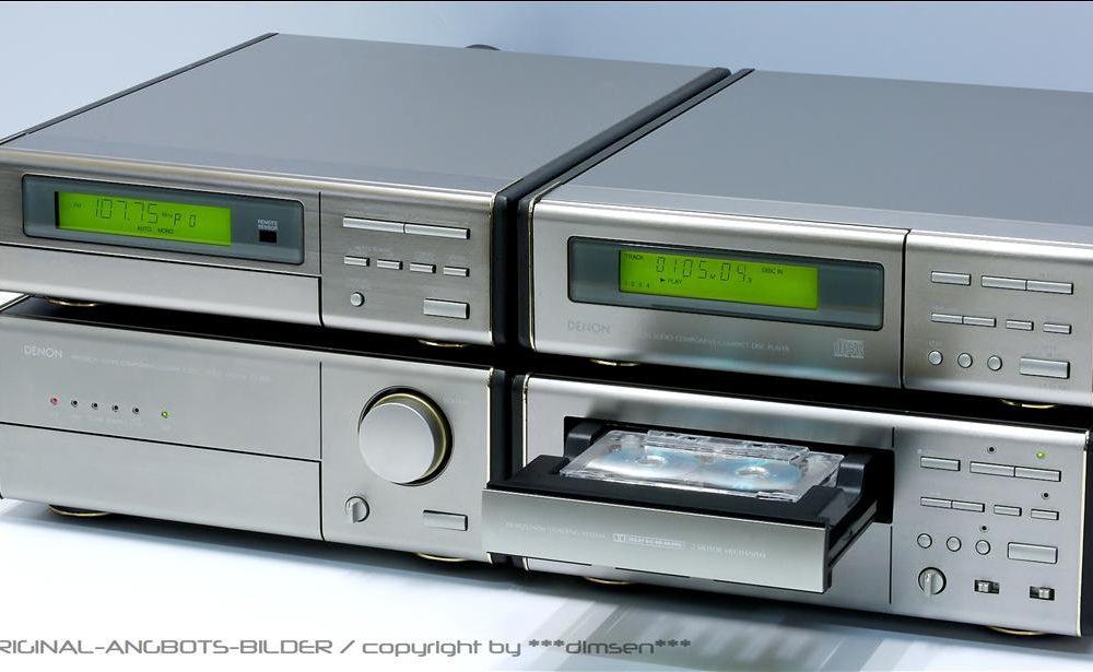 天龙 DENON D100 组合音响