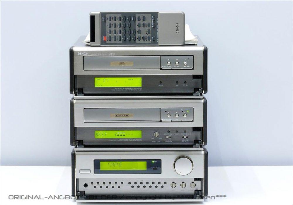 安桥 DENON D-70 组合音响主机