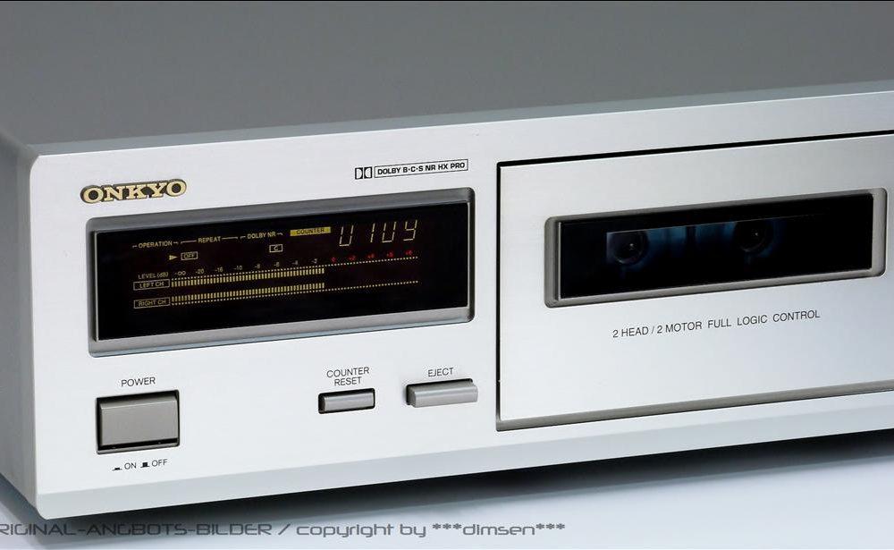 安桥 ONKYO TA-6511卡座