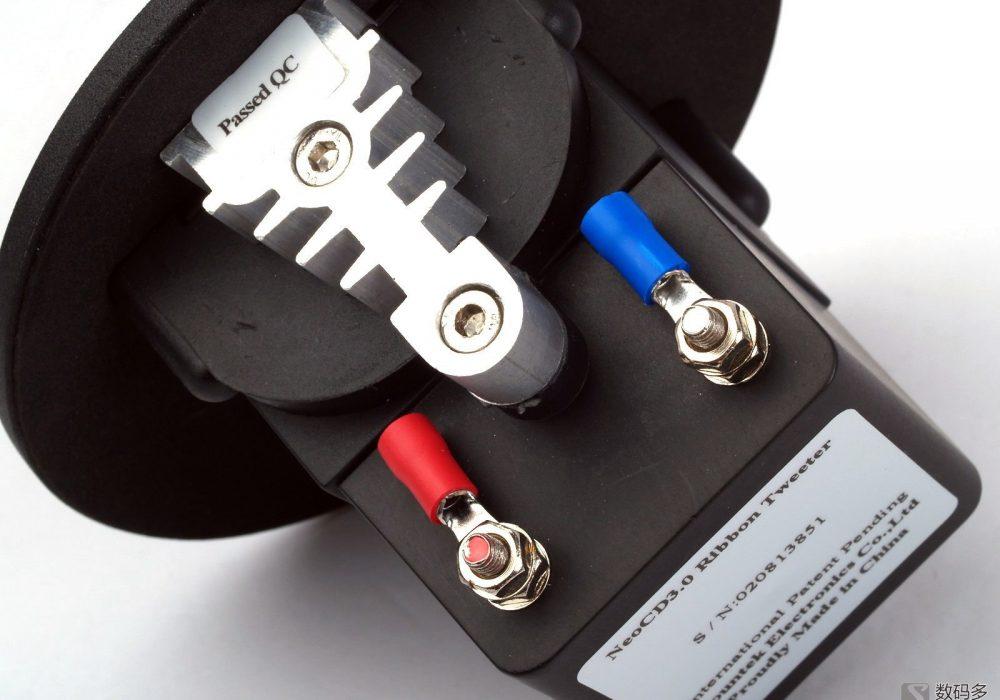 Fountek NeoCD3.0 铝带高音扬声器暴力拆解 图集[Soomal]