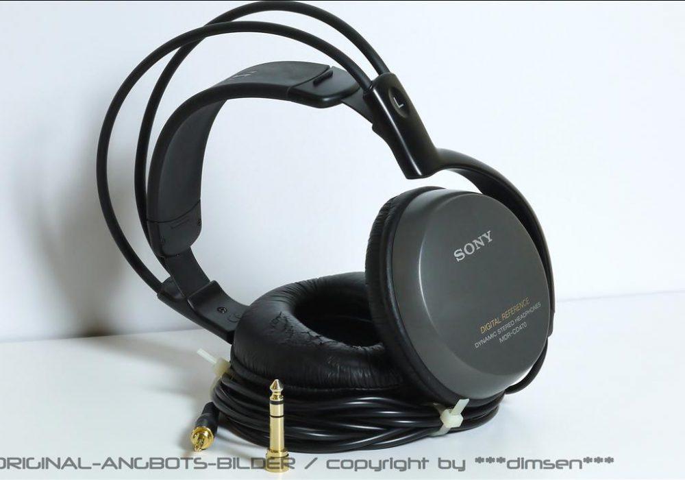 索尼 SONY MDR-CD470 头戴耳机