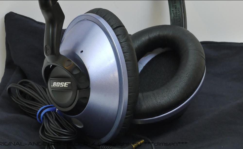 BOSE TP-1 TRIPORT 头戴耳机
