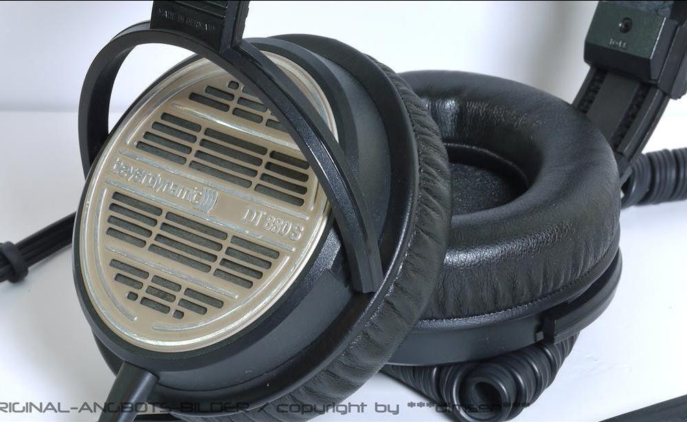 拜亚动力 BEYERDYNAMIC DT880S 头戴耳机
