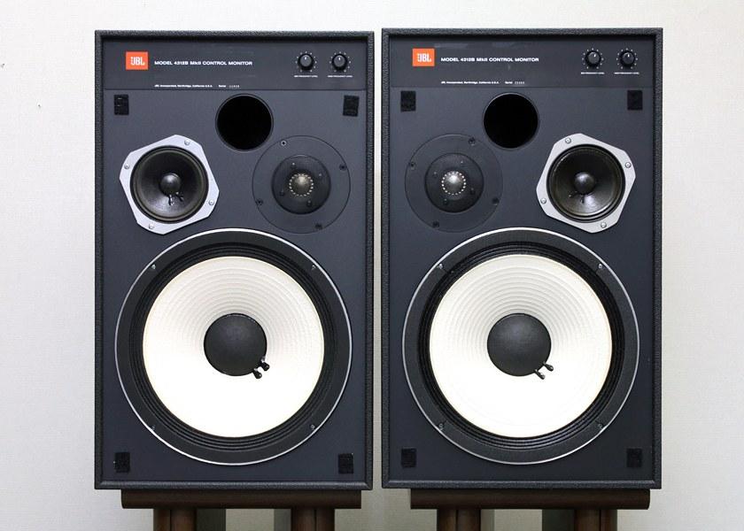 JBL 4312B MKII 音箱