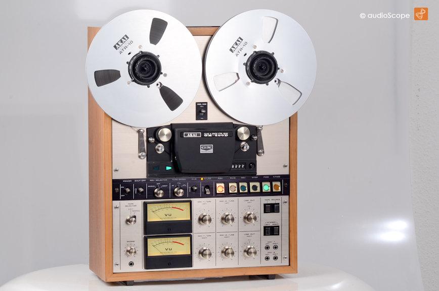 AKAI GX-400D 开盘机