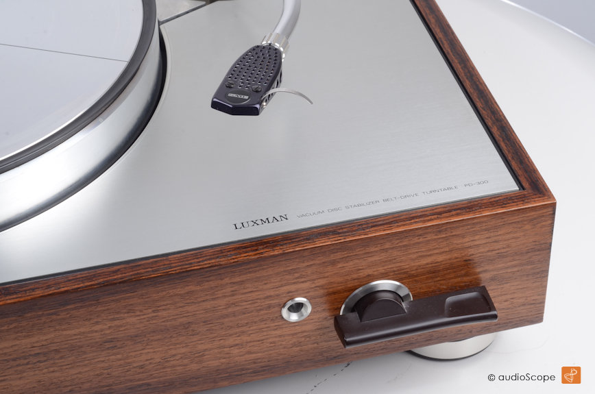 Luxman PD-300 with SME 3009, mint