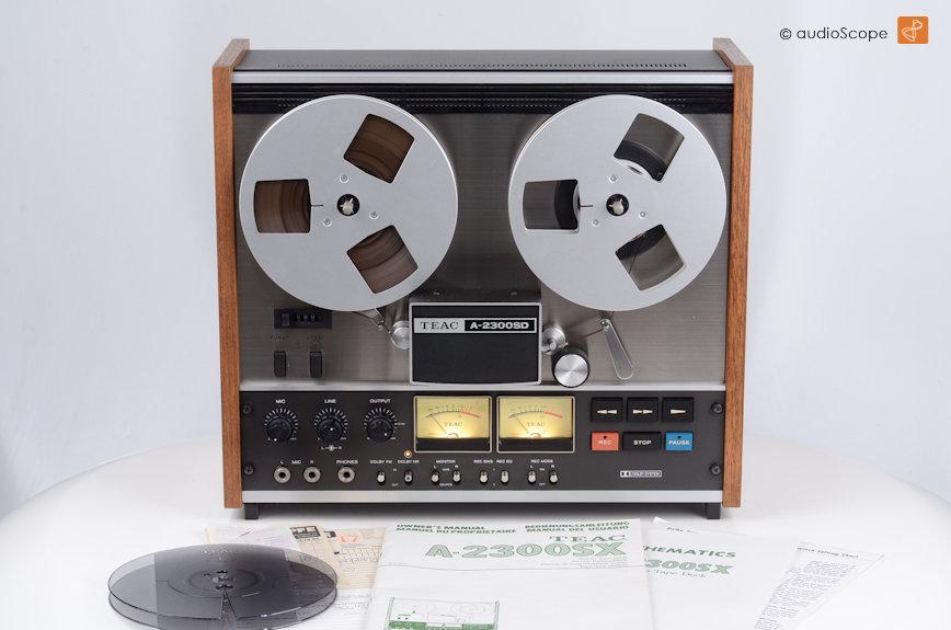 Teac A-2300SD Dolby