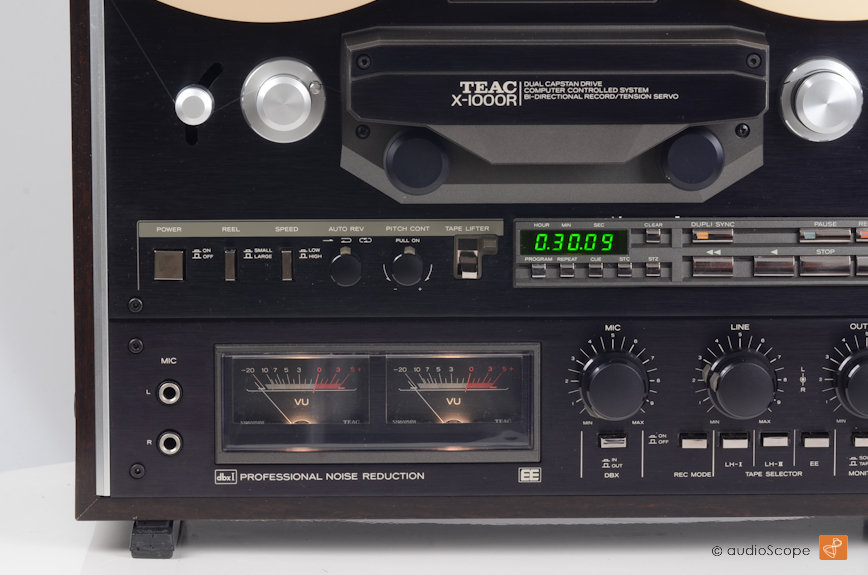 TEAC X-1000RB 开盘机