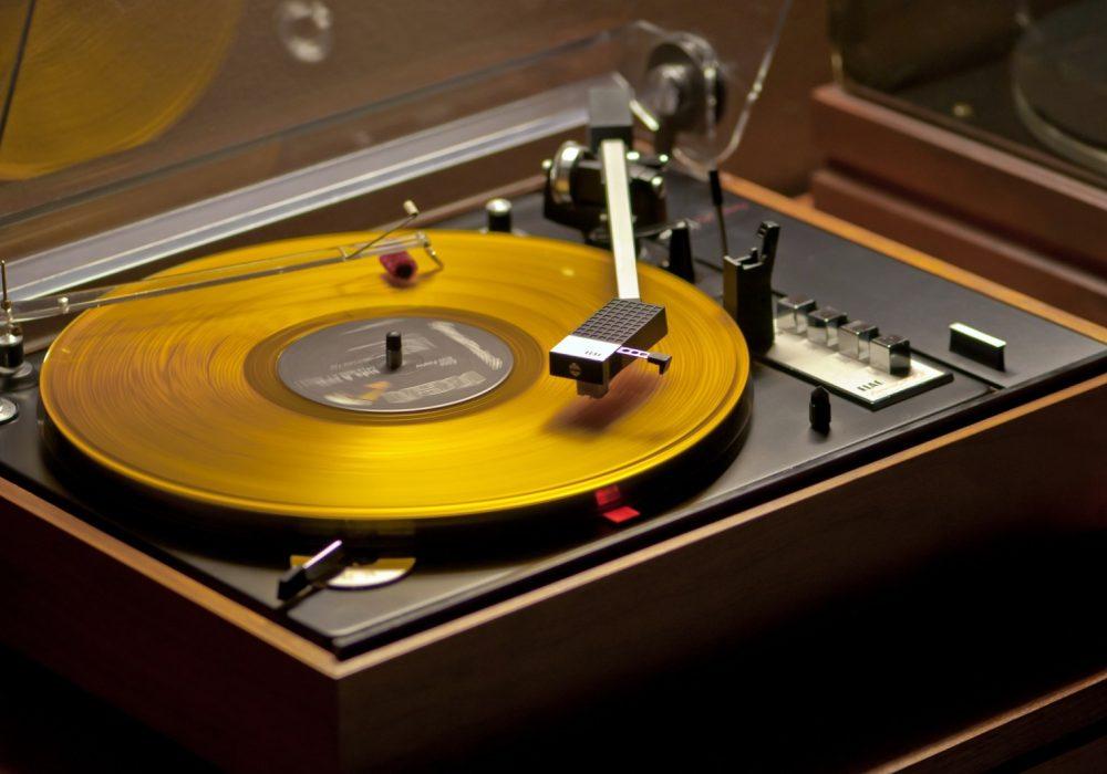 ELAC Miracord 50H II 黑胶唱机 (1972)