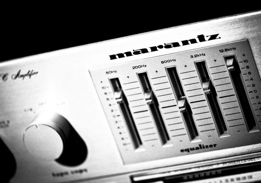 马兰士 Marantz PM-500 功率放大器 (1979)